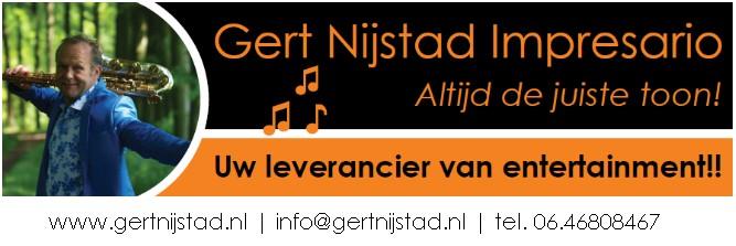 Gert Nijstad Impresario logo
