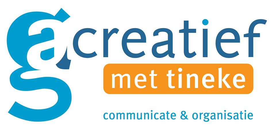 Ga creatief met Tineke logo