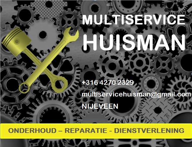 Multiservice Huisman
